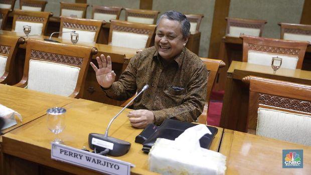 Perry Warjiyo : Saya Bawa BI Pro Stability dan Pro Growth