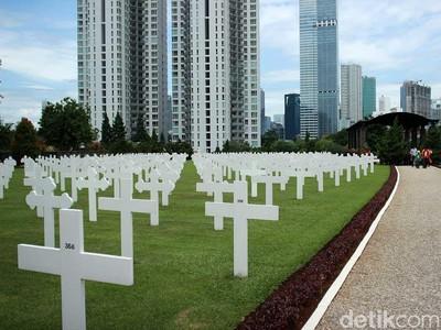 Mau ke Makam Belanda di Jakarta? Ada Aturannya