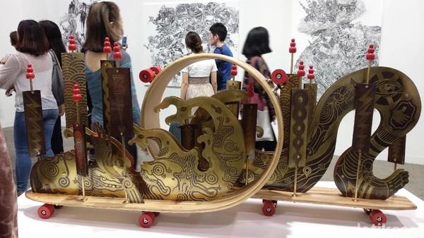Melihat lagi Keseruan Art Basel Hong Kong 2018