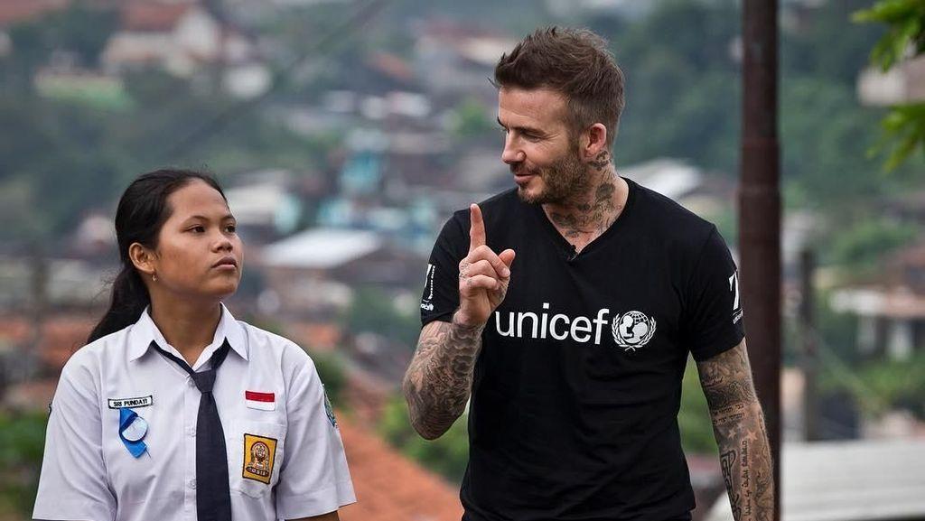 Sripun Sang Penakluk Beckham Jadi Pujaan Netizen