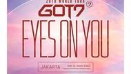 Heboh! GOT7 Buka Konser dengan Lagu Hard Carry