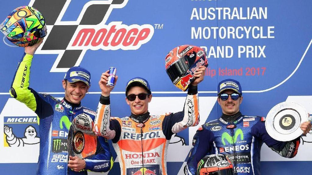 Foto: Pebalap MotoGP Paling Tajir