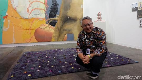 Seniman Indonesia Bersinar di Art Basel Hong Kong 2018