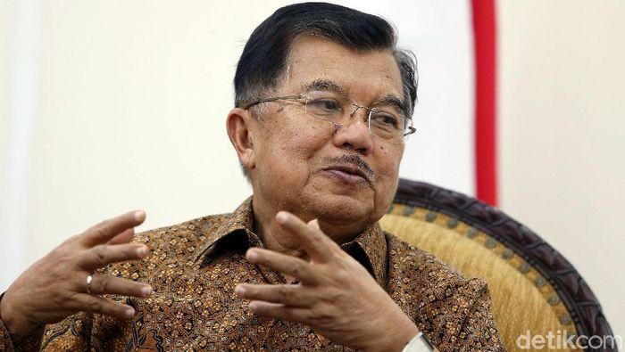 Wakil Presiden (Wapres) RI Jusuf Kalla (JK)/Foto: Rengga Sancaya