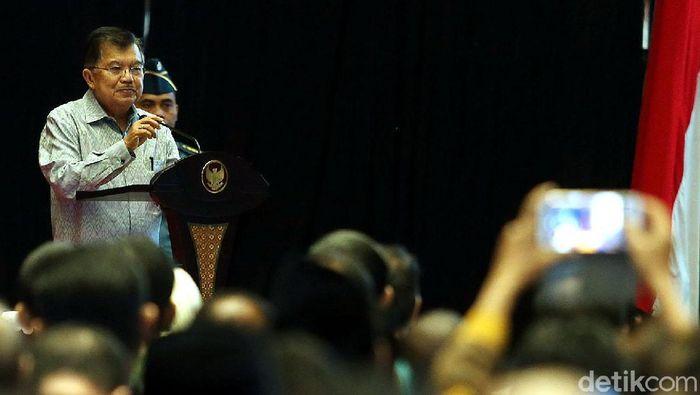 Wakil Presiden (Wapres) Jusuf Kalla (JK)/Foto: Rengga Sancaya