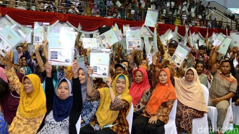 Sofyan Djalil: 2025 Seluruh Tanah di Indonesia Sudah Bersertifikat