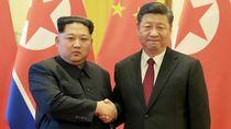 Pertama dalam 14 Tahun, Presiden China Kunjungi Korut Pekan Ini