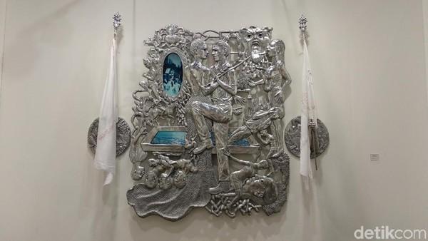 Entang Wiharso dan Indieguerillas Pamer Karya di Art Basel Hong Kong