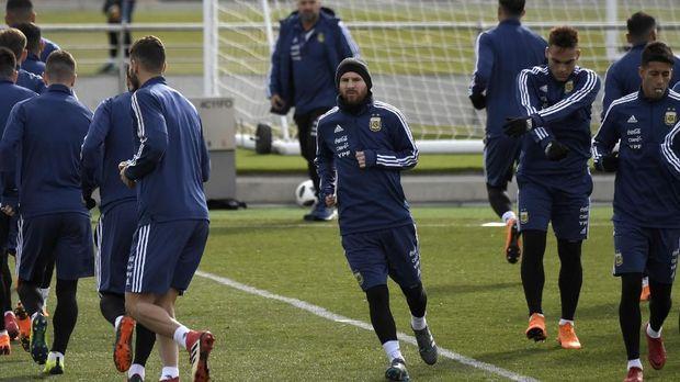 Lionel Messi diharapkan bisa membawa Argentina berjaya di Piala Dunia 2018.