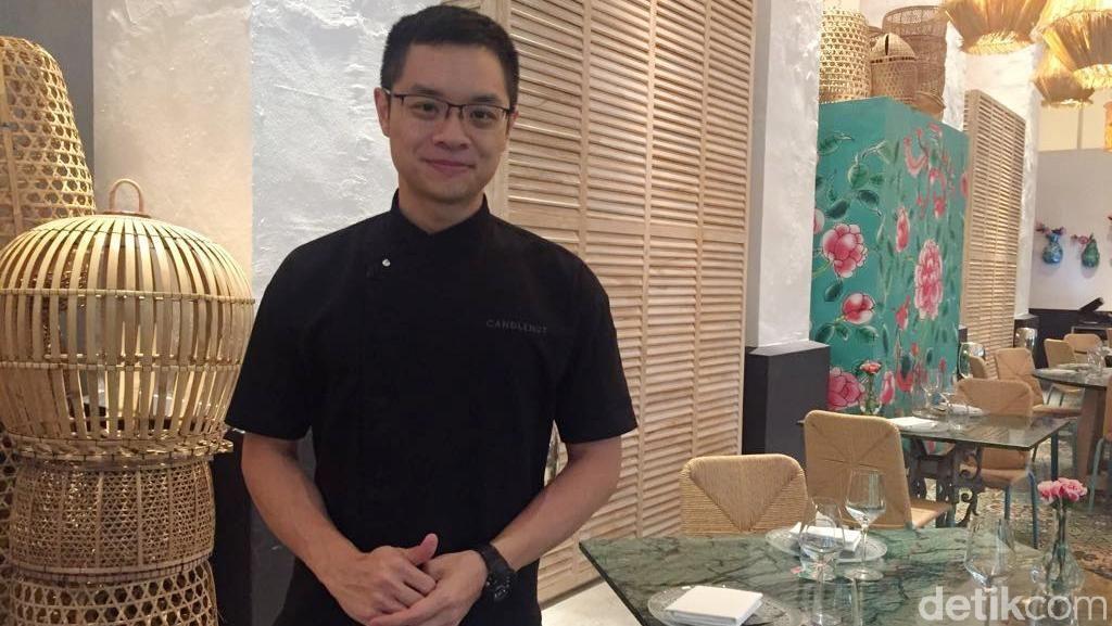 Ini Arti Bintang Michelin untuk Chef Pemilik Resto Candlenut