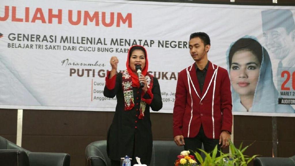 Kekaguman Puti Soekarno pada Wandra, Penyanyi Osing Muda