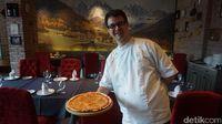 Begini Nikmatnya Rasa Pizza Margherita Asli Italia