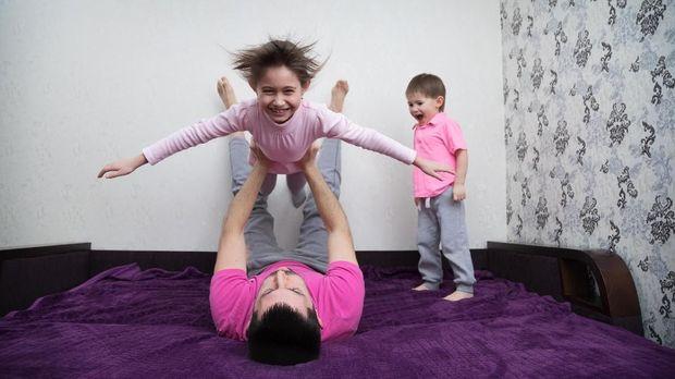 Ilustrasi kepedulian pada anak