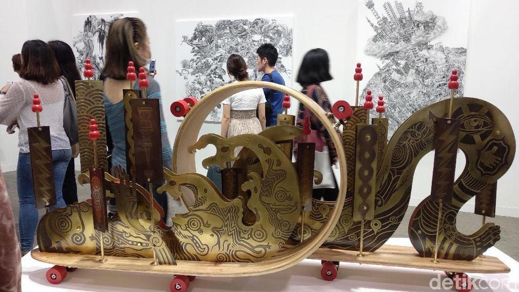 Hong Kong Arts Month Jadi Tempat Berkumpul bagi Seniman Asia