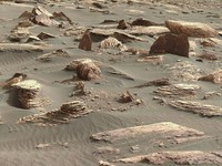Curiosity di Mars