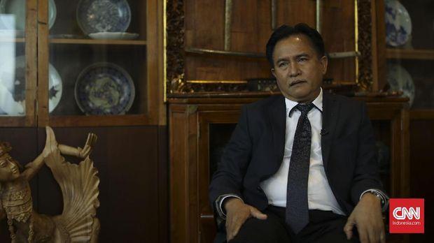 Cerita Haru Yusril soal Soeharto 'Kehabisan' Uang