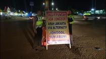 Jakarta ke Puncak Tetap Dibuka, Ditutup Mulai Gunung Mas