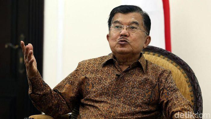 Wakil Presiden Jusuf Kalla/Foto: Rengga Sancaya