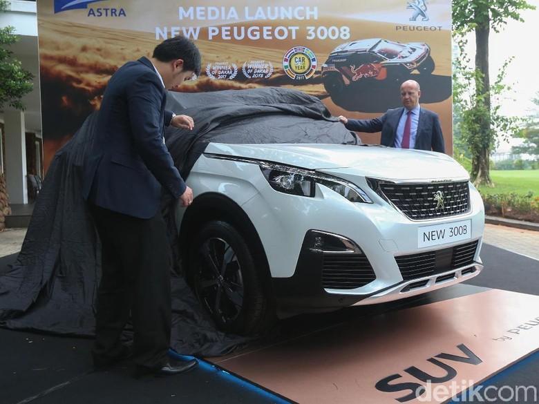 New Peugeot 3008 Foto: Ari Saputra