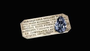 Setelah 300 Tahun, Berlian Bersejarah Farnese Blue Dilelang