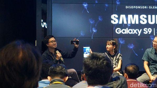 Kata Samsung Soal AR Emoji di Galaxy S9 dan S9+