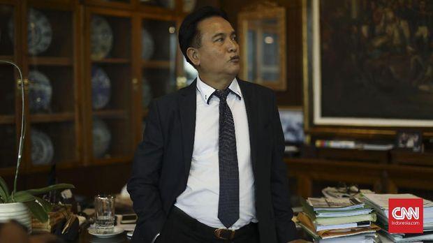 Eks HTI Tak Persoalkan Yusril Jadi Pengacara Jokowi