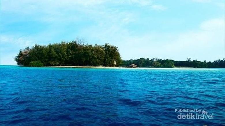 Mengenal Pulau Ayer, Tempat Istirahat Sukarno Dulu (Kili Kili Adventure/dTraveler)