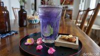 Semasa Di Kota Tua : Nikmatnya Semasa Indonesian Tea dan Ice Bluegrass yang Cantik