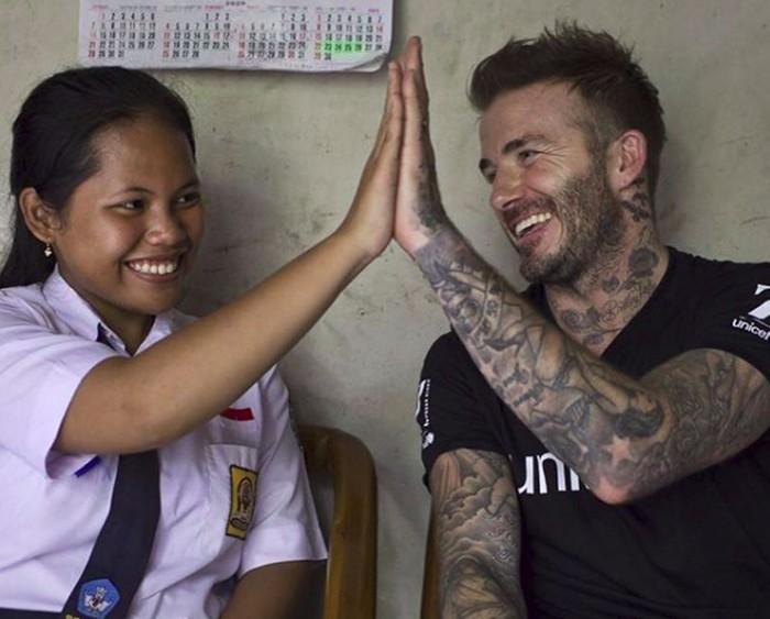 Foto: Instagram David Beckham