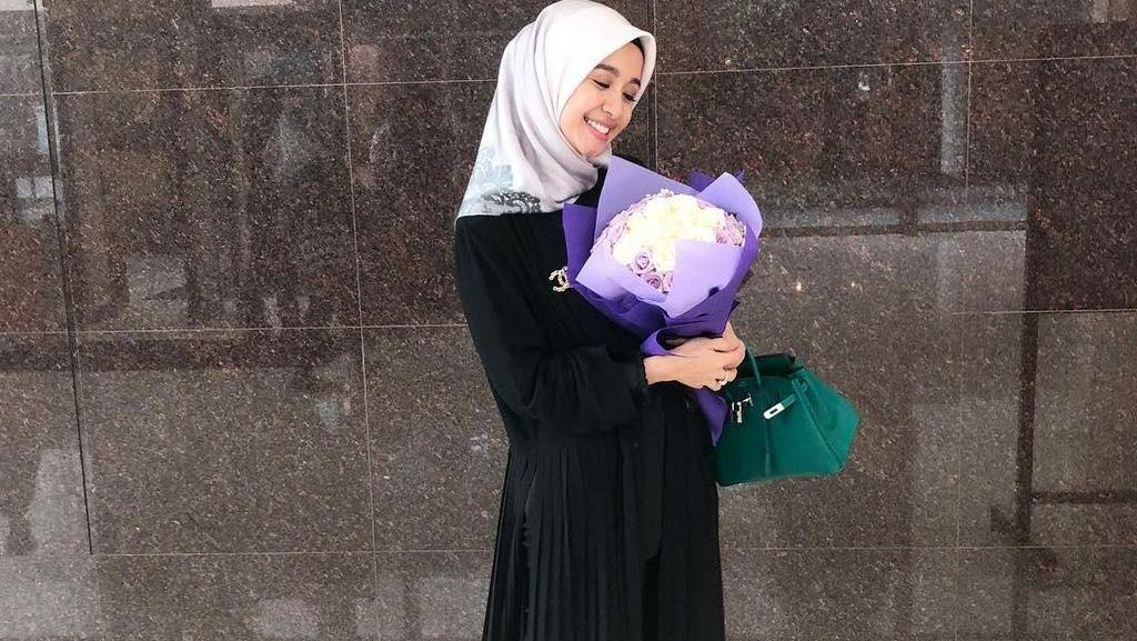 Laudya Cynthia Bella Bersyukur Usaha Laku Hingga Malaysia-Brunei