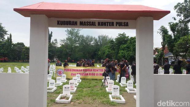'Korban Pembunuhan Massal' Dikubur di Sebuah Lapangan di Yogya