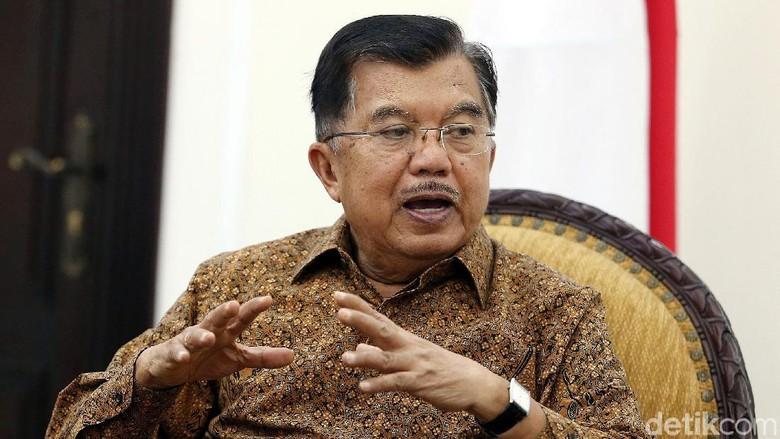 JK Setuju Aturan KPU Eks Napi Korupsi Dilarang Nyaleg