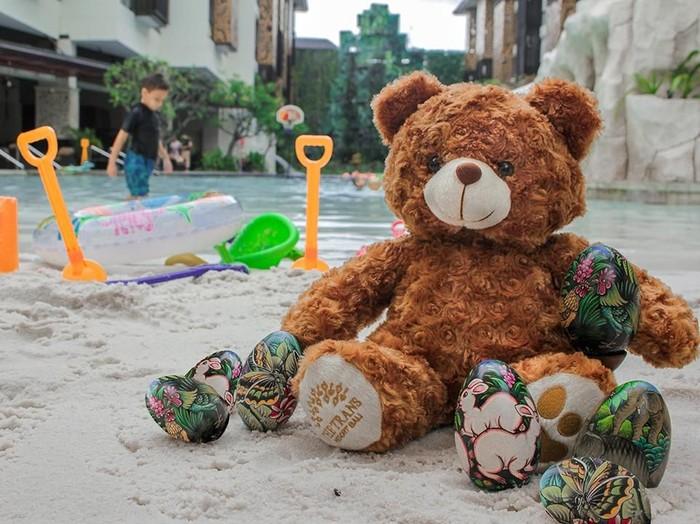Yuk liburan supaya kesehatan mental tetap terjaga. (Foto: The Trans Resort Bali)