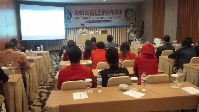 BI Sosialisasikan Gerbang Pembayaran Nasional (GPN) di Banyuwangi