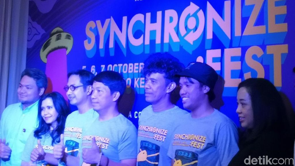 Ini Alasan Synchronize Fest Kembali Undang Rhoma Irama
