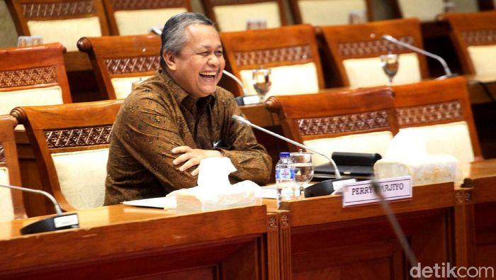 Gubernur BI Perry Warjiyo. Foto: Lamhot Aritonang