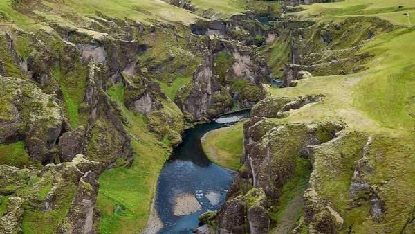 Lembah cantik ini terbentuk karena erosi pada gletser, sekitar 9.000 tahun lalu. (j_soffers_fotografie/Instagram)