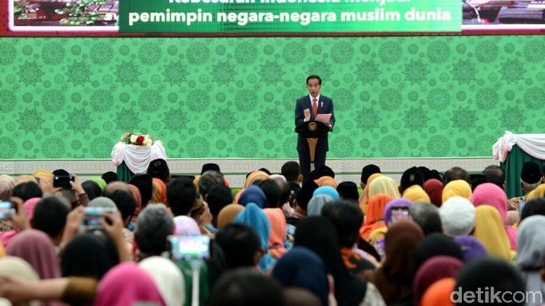 Jokowi: Bangsa yang Besar Tak Boleh Gentar dan Pesimis!