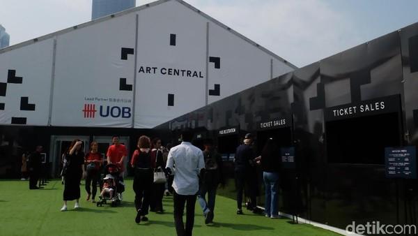 Hadir Keempat Kalinya, Art Central Hong Kong Tampilkan 102 Galeri Seni Dunia