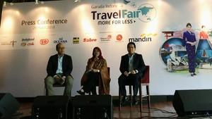 Cari Tiket dan Bersedekah Umroh di Garuda Travel Fair