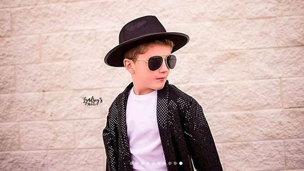 Keren! Aksi Bocah 8 Tahun Saat Jadi Michael Jackson
