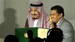 Kagum! Ilmuwan Indonesia Dapat Penghargaan dari Raja Salman