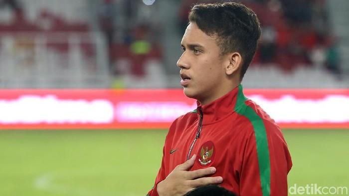 Ada prediksi Egy Maulana Vikri akan jadi salah satu wonderkid di game Football Manager 2019 (Foto: Ari Saputra/detikcom)