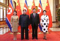 Kunjungi China, Istri Kim Jong-Un Dipuji Stylish dan Secantik Song Hye Kyo