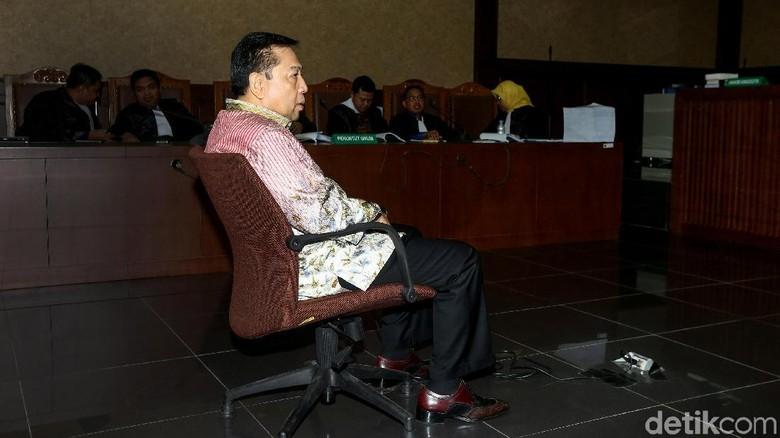 Pengacara Harap Putusan Irman Cs Tak Pengaruhi Vonis Novanto