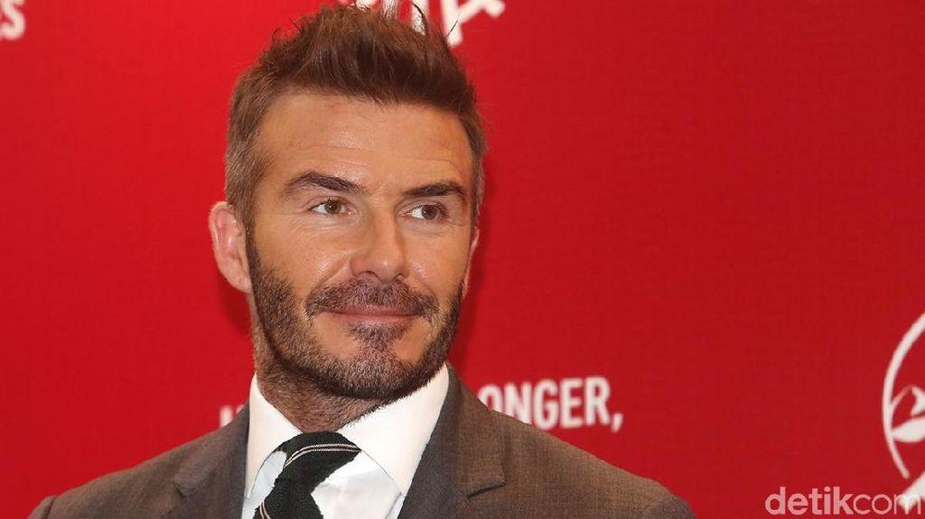 Duka Beckham untuk Sulawesi Tengah