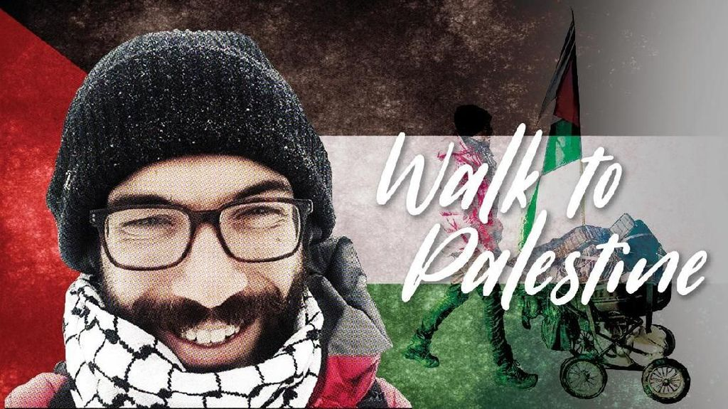 Impian Jika Aksi Walk to Palestine Berhasil Sampai Palestina
