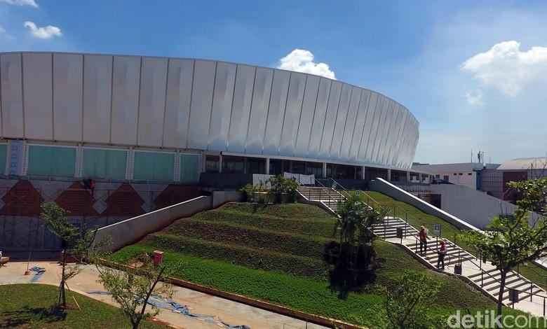 Velodrome Rawamangun Siap Sambut Asian Games