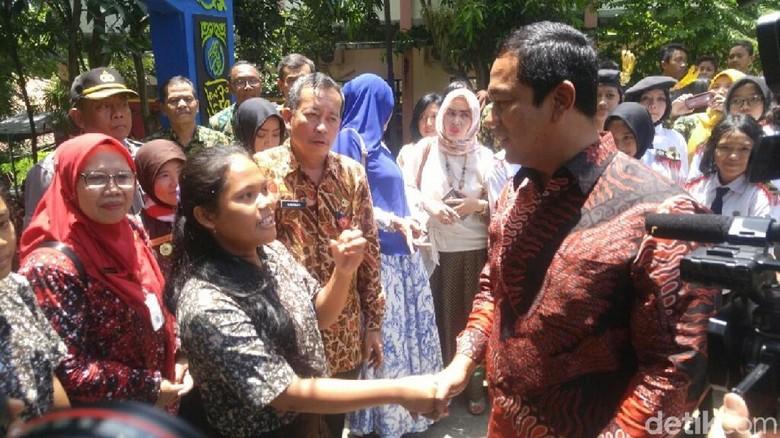 Bangganya Wali Kota Semarang dengan Sripun yang Pikat Beckham