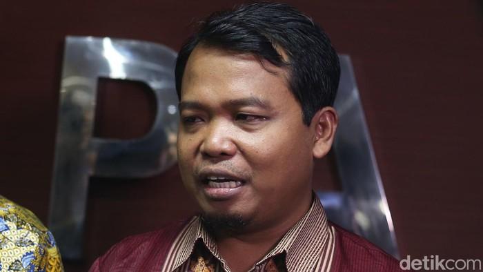 Ketua KPAI Susanto (Foto: Ari Saputra)
